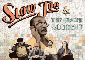 SLOW JOE  the Ginger Accident crédit Felix Vincent 275x195 Concert Slow Joe à Décines   21 février