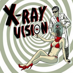 X Ray pochette 250 X Ray Vision   Surf in Hexagone