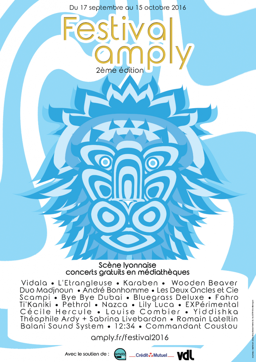 Festival amply 2016 affiche