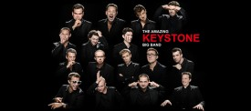 keystone big band 275x122 The Amazing Keystone Big Band live  Jazz  Vienne
