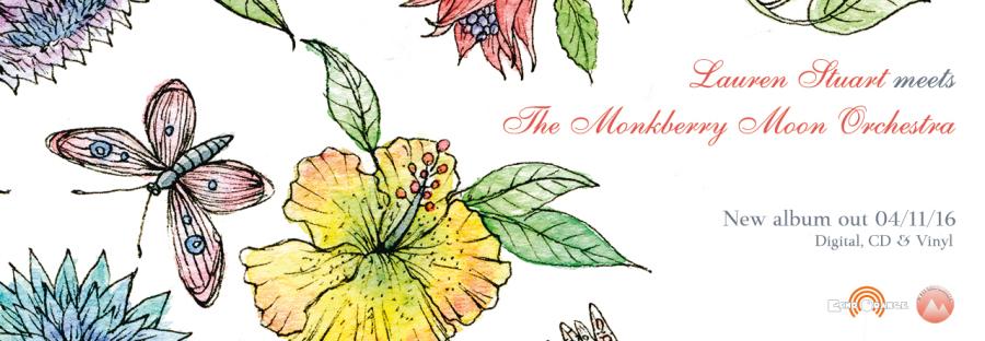 Lauren Stuart meets The Monkberry Moon Orchestra